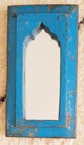 M'Kesh spiegel (blue)  - UITVERKOCHT