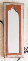 M'Kesh spiegel (white/brown)