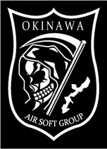 Okinawa airsoft group 【OAGパッチ】