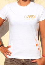 T-shirt ARDI Femme Blanc