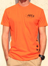 T-shirt ARDI Homme Orange