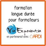 Formation longue Via Experientia