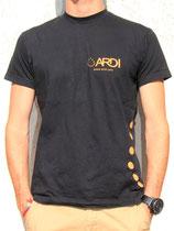 T-shirt ARDI Homme Noir