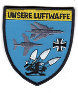 Older German Air Force patch ´Unsere Luftwaffe´´