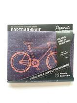 Portemonnaie RFID Secure, Bike