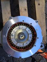 48V Motor 8000Rpm 12Kw