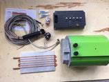 51kW Synchronmotor mit Sevcon Controller Set 96V