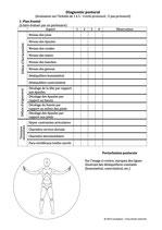 Posturologie - diagnostique & remède