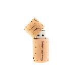 USB-Stick aus echtem Kork mit Meditationen
