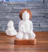 Alabaster Buddha