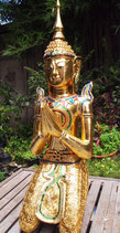Tempelwächter/ Men Buddha