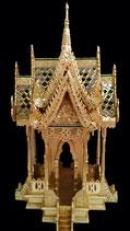 Tempelgeisterhaus shiny-gold