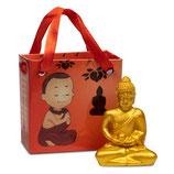 Buddha in Geschenktäschchen