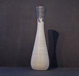 Standvase silver- white