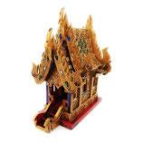 Geisterhaus gold-antik