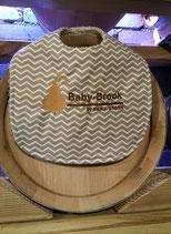 Baby-Brook Bib