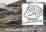 Speichelanalyse Pestizide