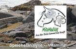 Speichelanalyse Vitamine