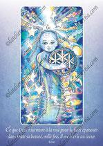 Les cartes de l'enfant divin, ED06