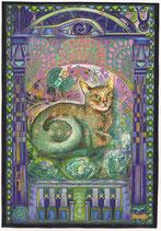 Zodiaque des Chats, Taureau, ZOD.Chat2