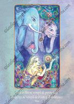Les cartes de l'enfant divin, ED11