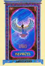 Zodiaque Déesses de l'Ancienne Egypte, Sagittaire, ZOD.E9
