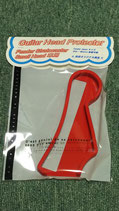 Guitar Head Protector Fender Stratocaster Small head専用 赤色