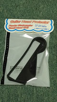 Guitar Head Protector Fender Stratocaster Small head専用 黒色