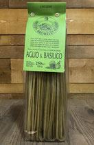 Morelli - Linguine Ail & Basilic - 250g