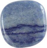 Blauquarz Scheibenstein
