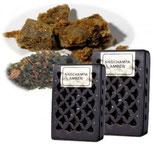 Harzmischung Nag Champa/Amber
