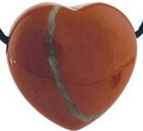 Herzanhänger Jaspis