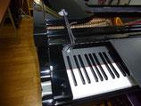 幼児用スローダウン抑制装置つきピアノブラインド 沖縄北海道へ発送