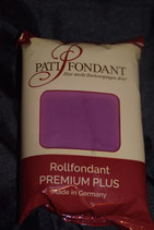 Rollfondant Premium Plus purpur 250g