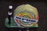 No Stress Schnecke grün (gross)