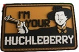 Patch-Huckleberry