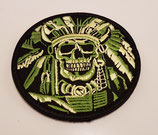 Patch-IndianSkull