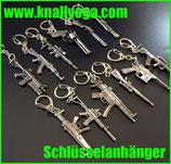 Gun Schlüsselanhänger - Dauerhaft im Preis gesenkt!!!