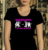 "Fighting Ladies Collection ""Action / Reation"" - Woman Cut Shirts"