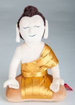 MY FIRST BUDDHA, creme, 28 cm