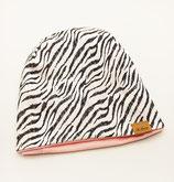 Beanie Woman Zebra