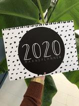 A3 - Maandplanner 2020