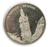 Pièce souvenir - Beffroi Mons