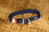 Armband Anker Donkerblauw