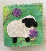 Woolly Sheep Needle Case