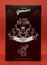 Pop corn chocolat noir