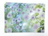 ランチョンマット 紫陽花