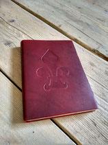 Notebook Giglio Pelle 14x21
