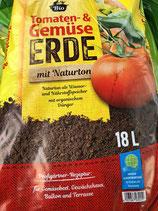 Bio Tomaten- & Gemüseerde 18 l