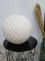 Lampe Sonia creme/weiß